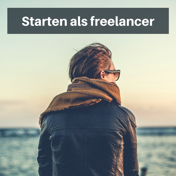 Image of Starten als freelancer - E-boek
