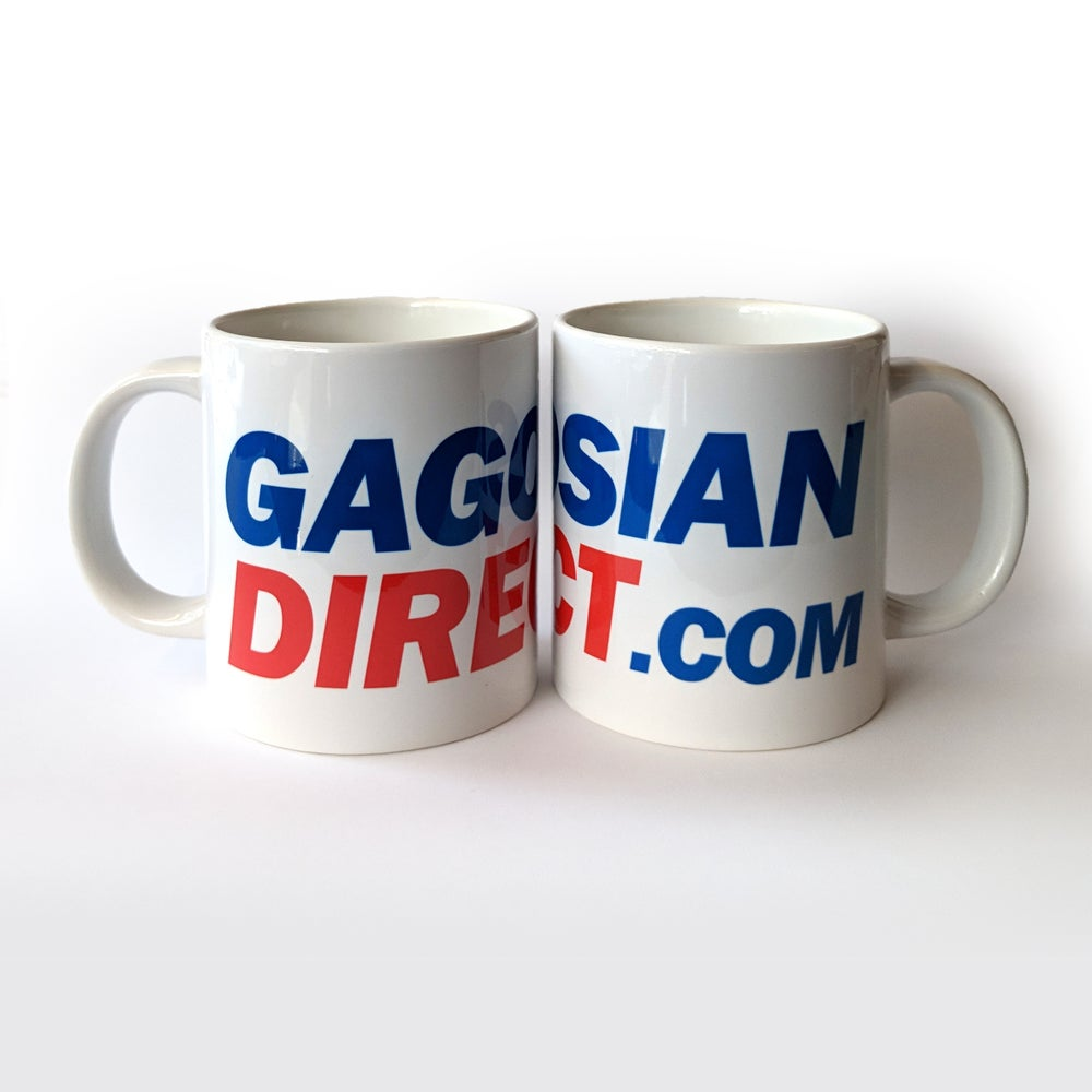 Image of Gagosian Direct Giant Mug