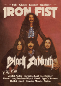 Image of Issue 22 SABBATH! (Pre-Order price of £5.99 Shipping 24th September)