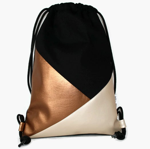 Image of Trinity/Black GYM BAG