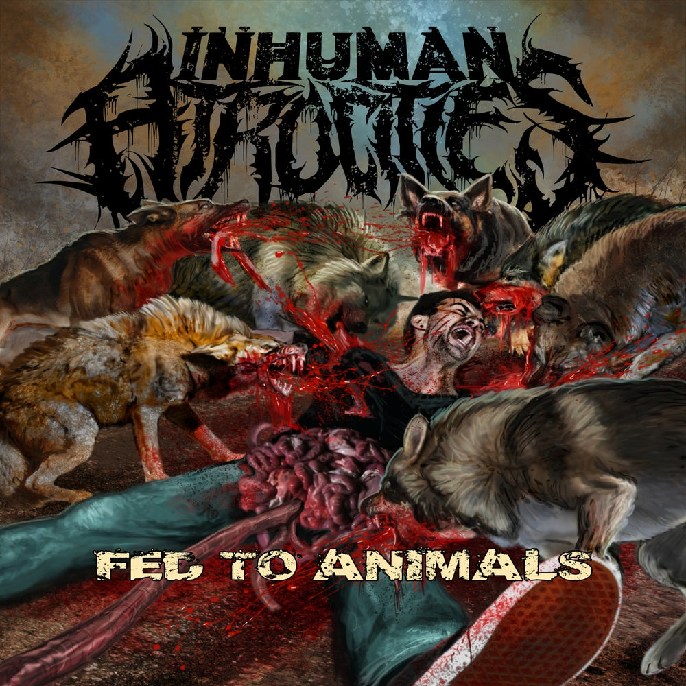 Image of Fed to Animals EP