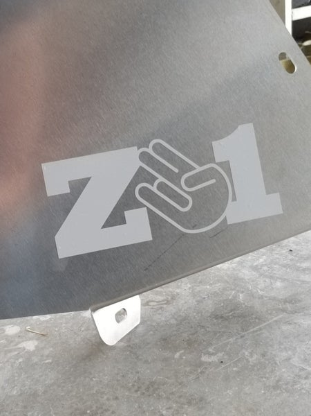 Image of Shocker-Style Z31 Vinyl Decal