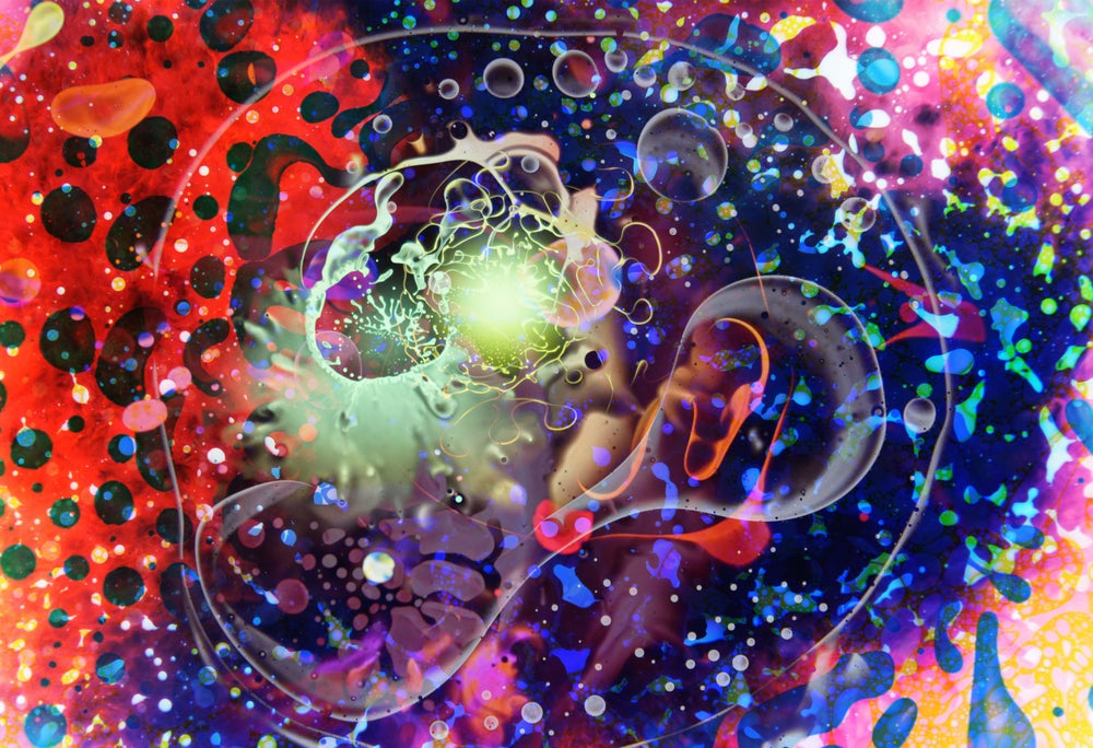 "Image of Multiverse 1 - 13"" x 19"" Premium Luster Print - Signed"