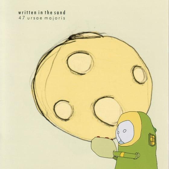 """Image of Written in the Sand """"47 Ursae Majoris"""" CD"""