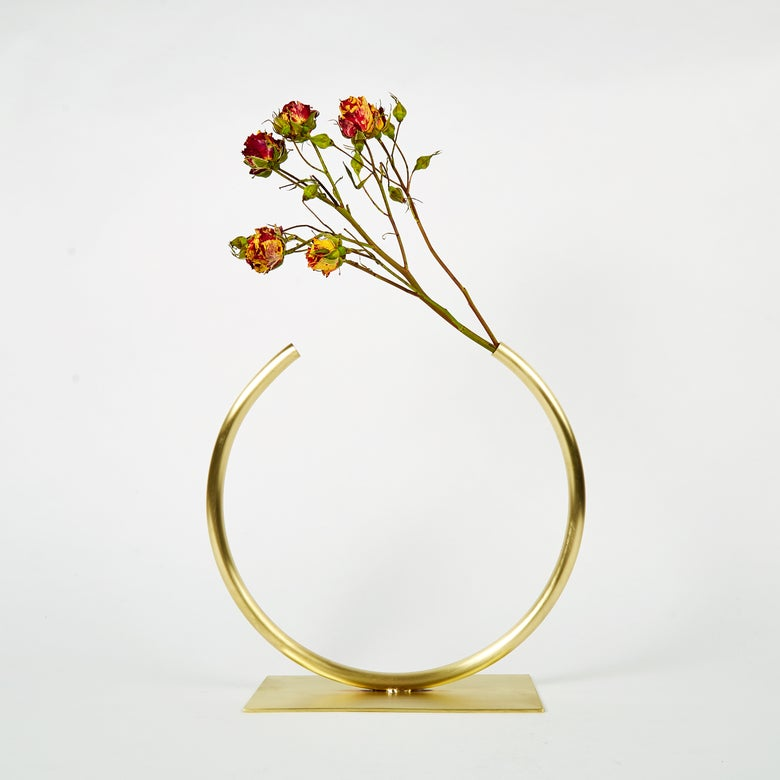 Image of Vase 699 - Almost a Circle Vase