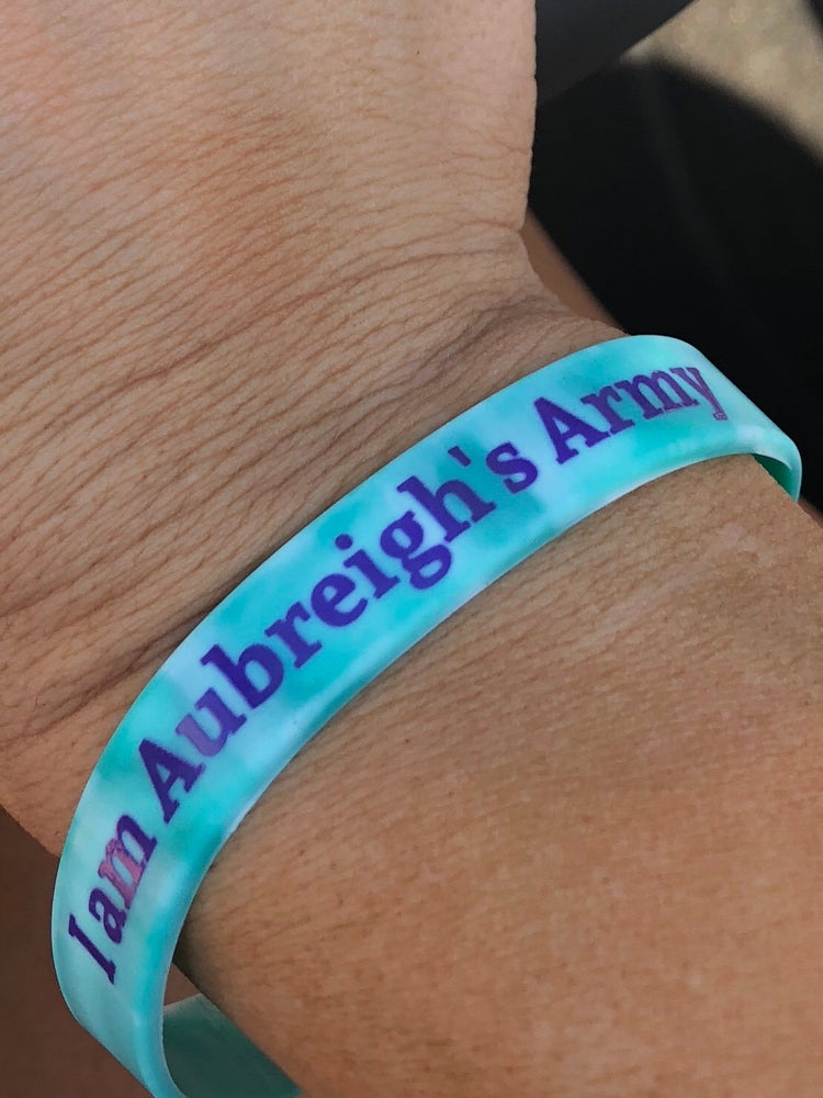 Image of I am Aubreigh's Army Band