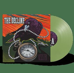 "Image of Resister - Vinyl 12"" Album - Snot Green Vinyl"