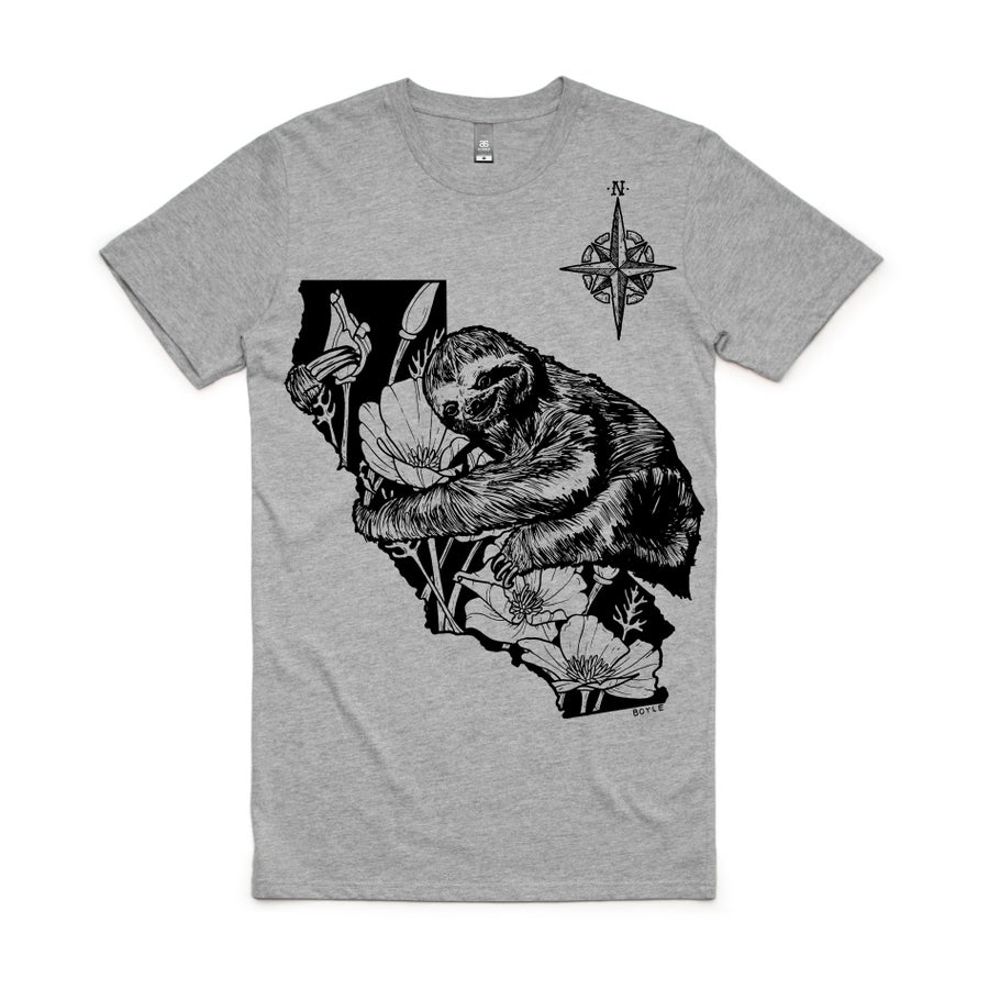 Image of Cali Sloth Tee