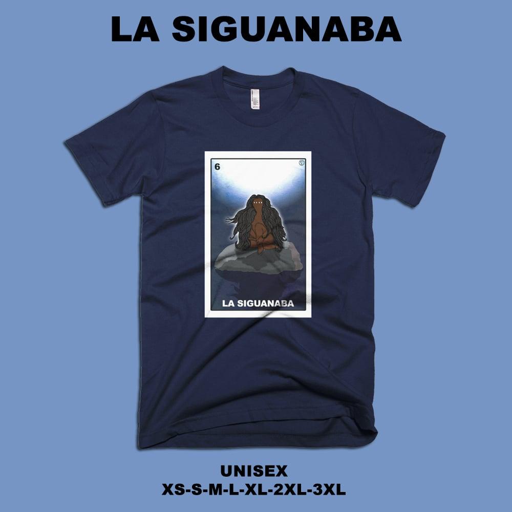 Image of Lotería Salvadoreña - 06 LA SIGUANABA