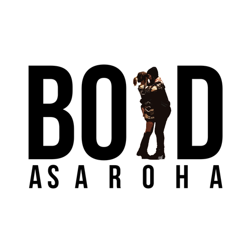 Image of BOLD AS AROHA 1/100
