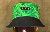 Image of Weed Leaf Bucket Hat. (limited edition)