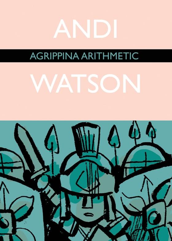 Image of Agrippina Arithmetic mini comic