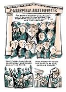 Image 2 of Agrippina Arithmetic mini comic