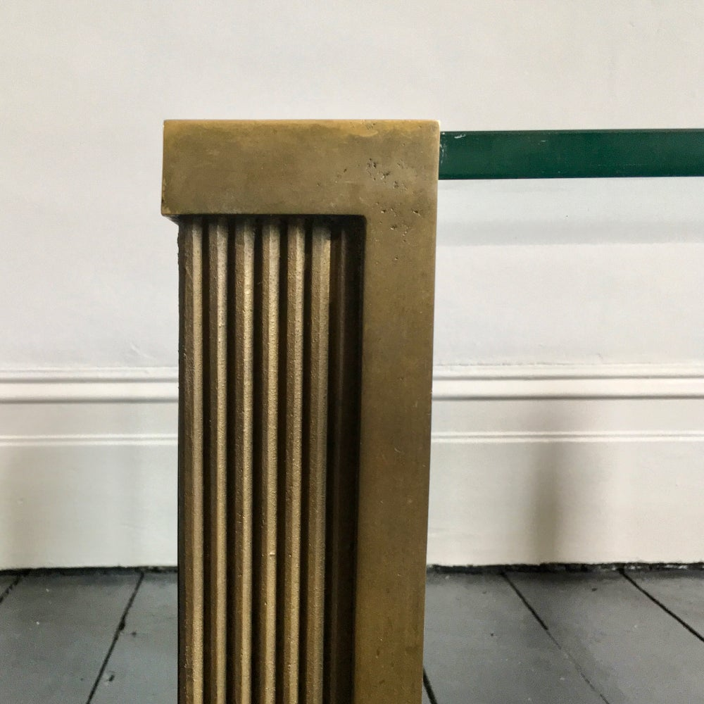 Image of Early Production T14 Table Legs by Peter Ghyczy, 1970s