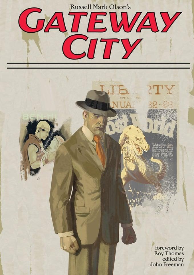 Image of Gateway City Trade Paperback Vol. 1
