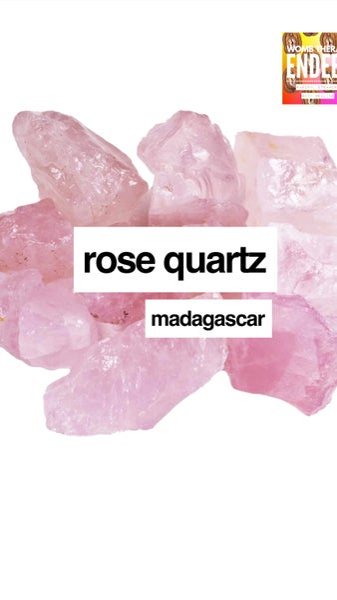 Image of Rose Quartz