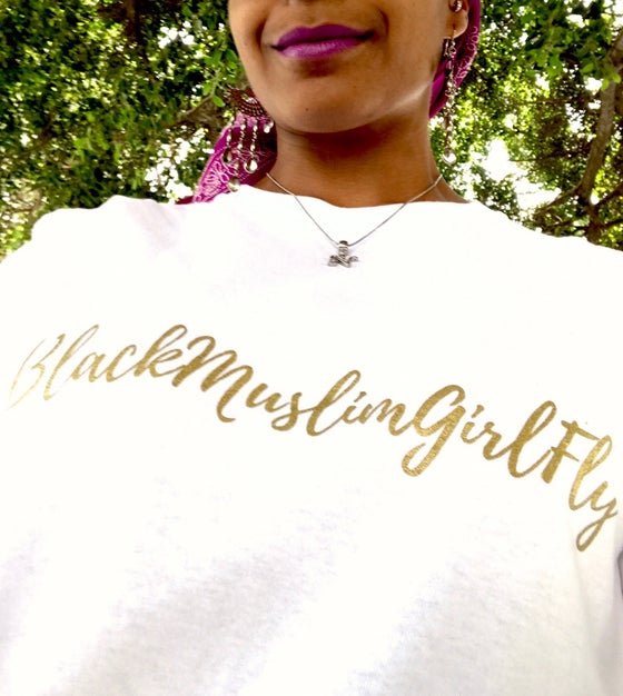 Image of Official #BMGFly White Tee