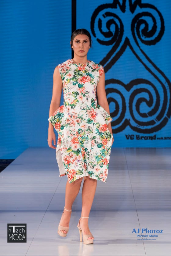 Image of THE TERRIN LACE DRESSS