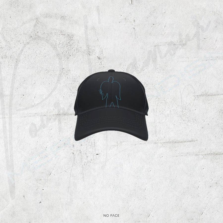"Image of HAT ""ANGELO BLU"""
