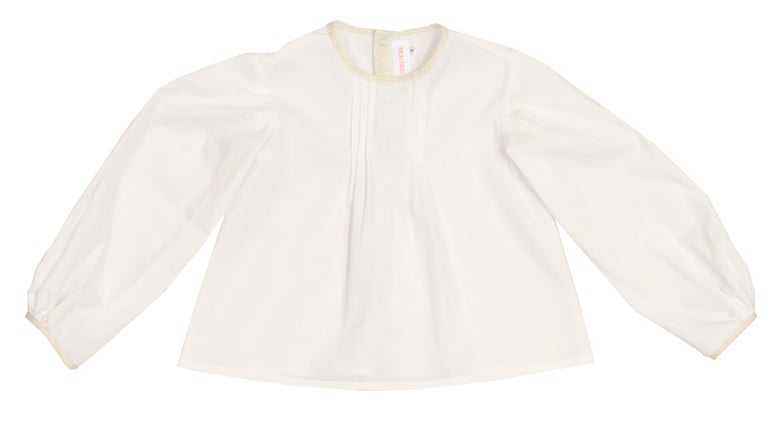 Image of shirt FLORENCE white