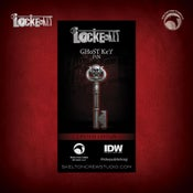 Image of Locke & Key: Limited Edition Ghost Key Pin!
