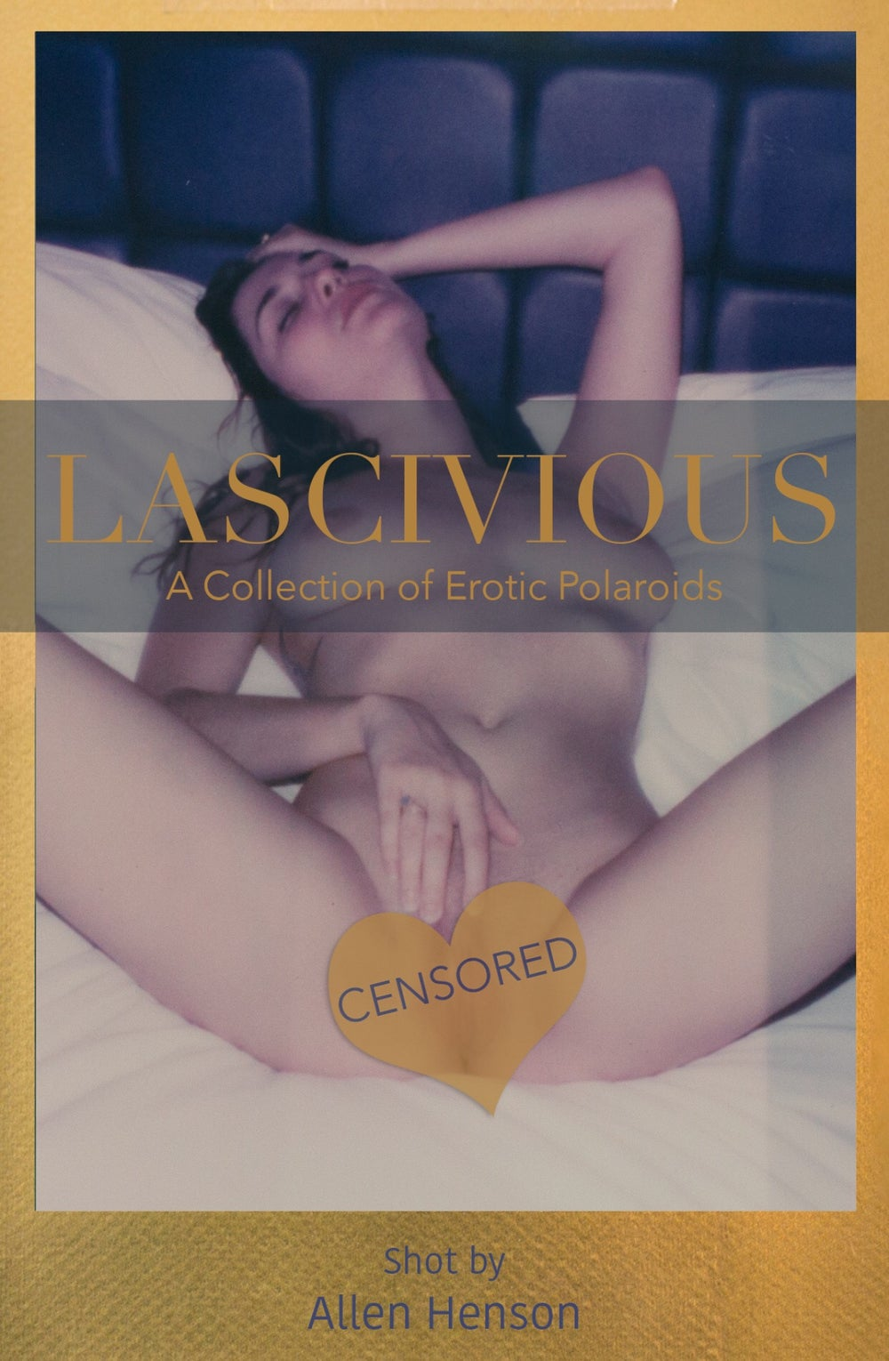 Image of LASCIVIOUS - An Erotic Zine