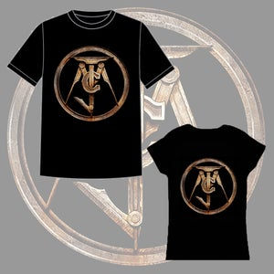 "Image of JCM ""In The Wasteland"" Logo T-Shirt"