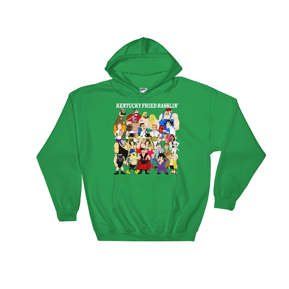 Image of Hannah-Barbarian All-Stars Hoodie (Available in a Variety of Colors)