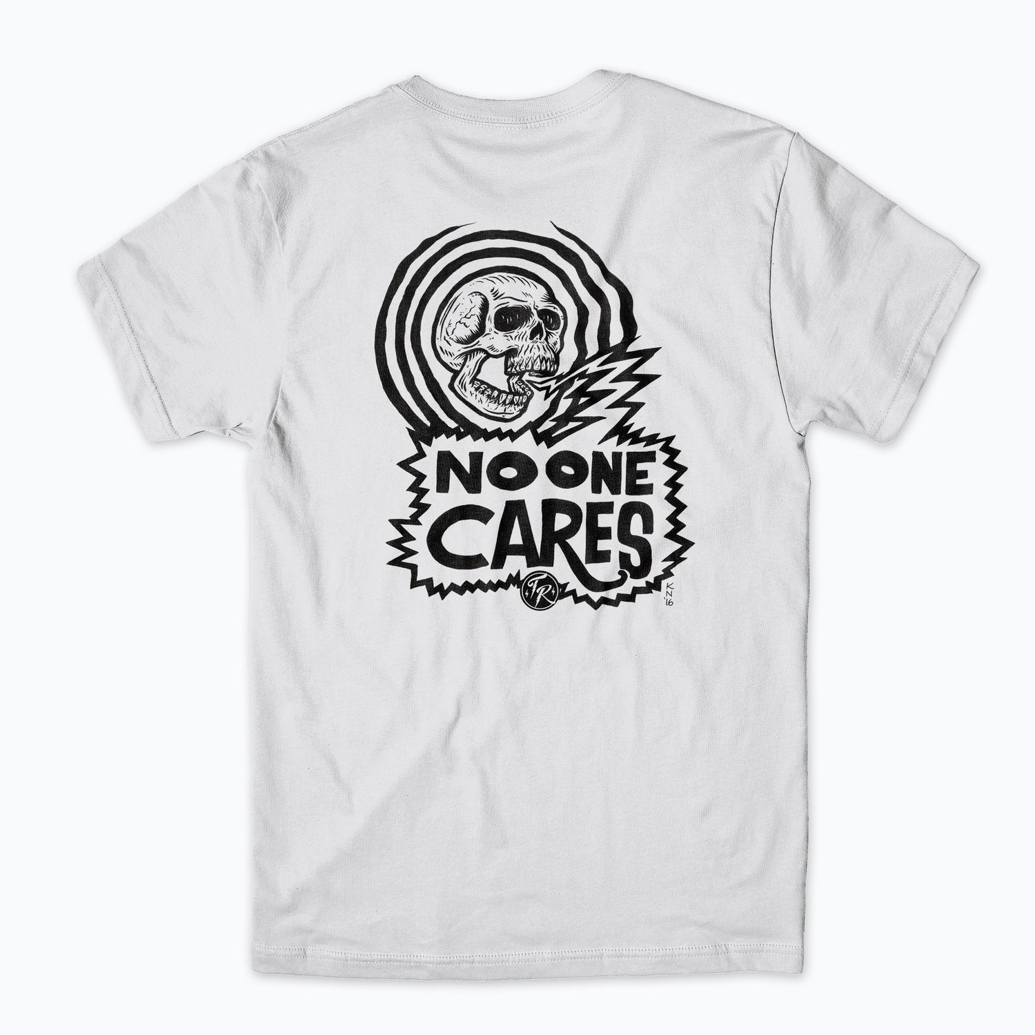 Image of No One Cares - Tee