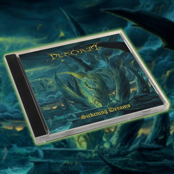 Image of NBR 008  Demored - Sickening Dreams  CD Preorder