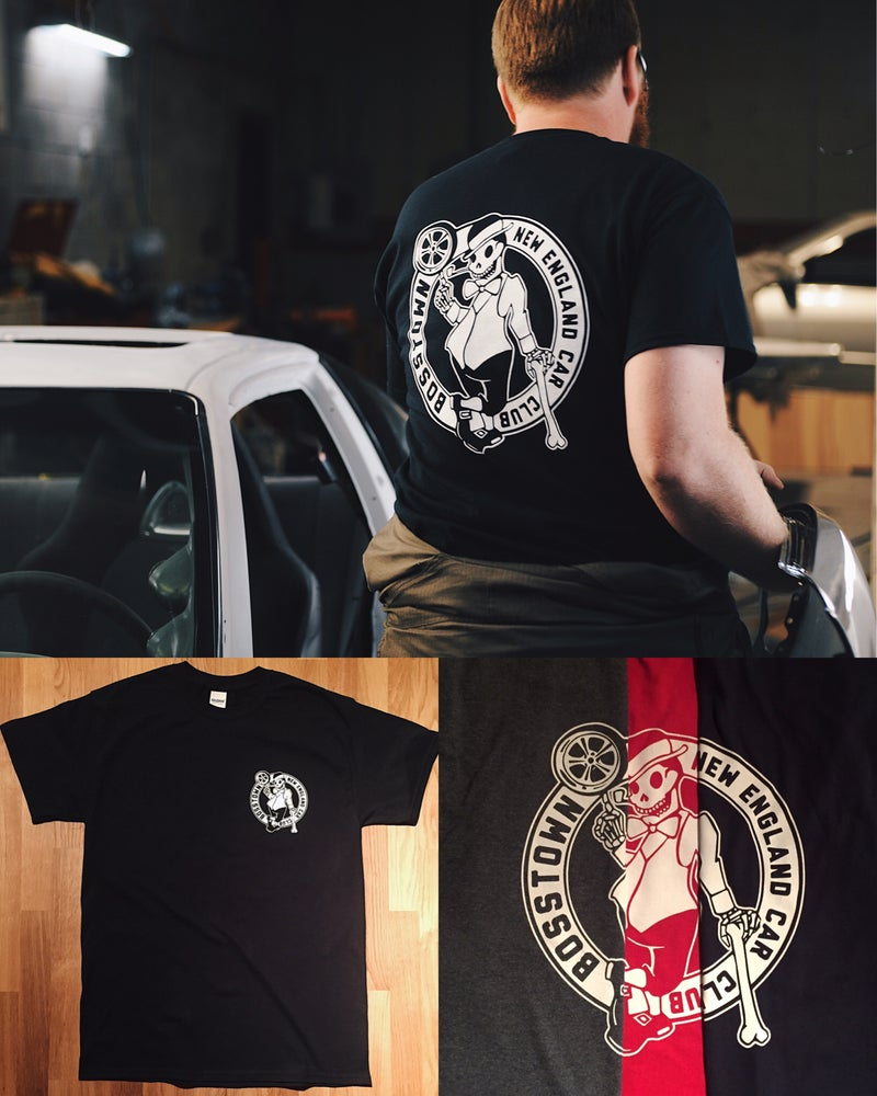 Image of Bosstown Tee V.01