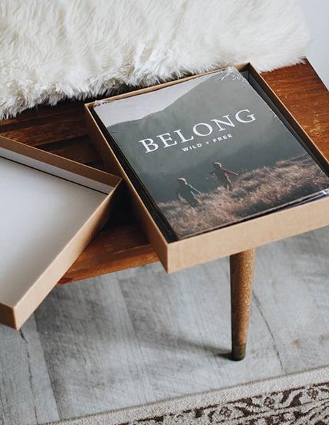 Image of BELONG Bundle (Printed Box Set)