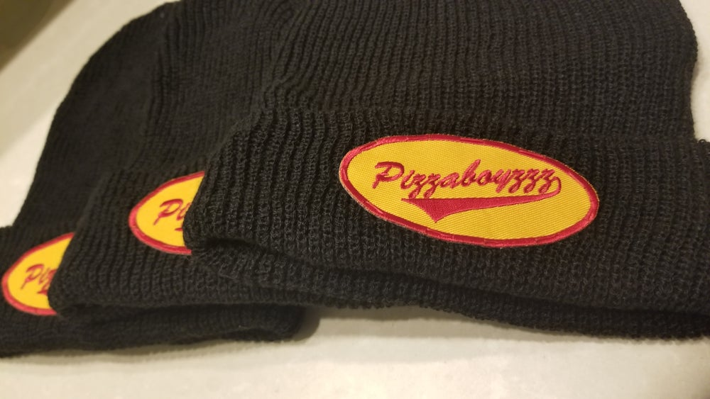 Image of !!!NEW!!! BLACK DIRTY DELIVERY DRIVER BEANIE