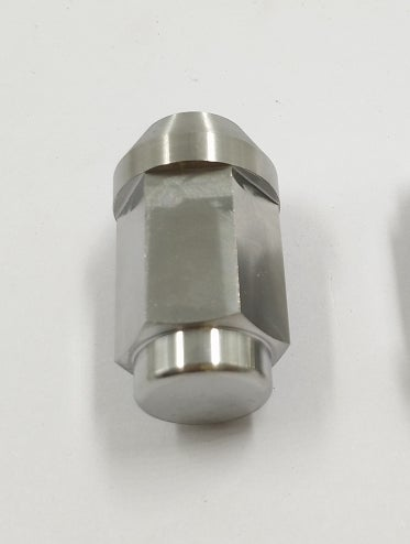 Image of Titanium bolts - TITANIUM WHEEL NUTS