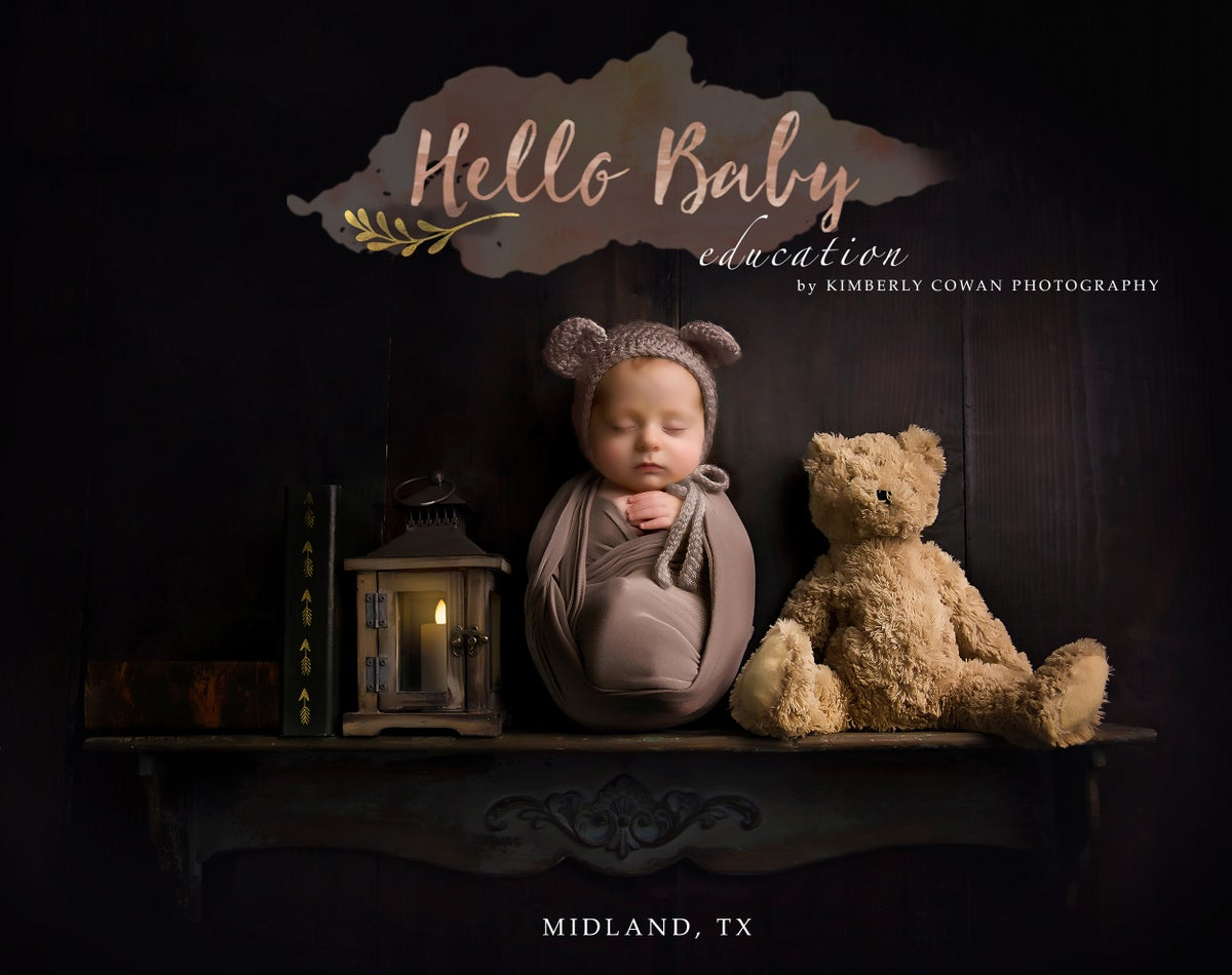 Image of Newborn Photography + Business Workshop (in person) - Midland, TX