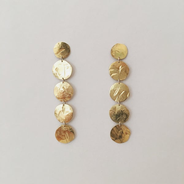 Image of Shifting Sands Earrings