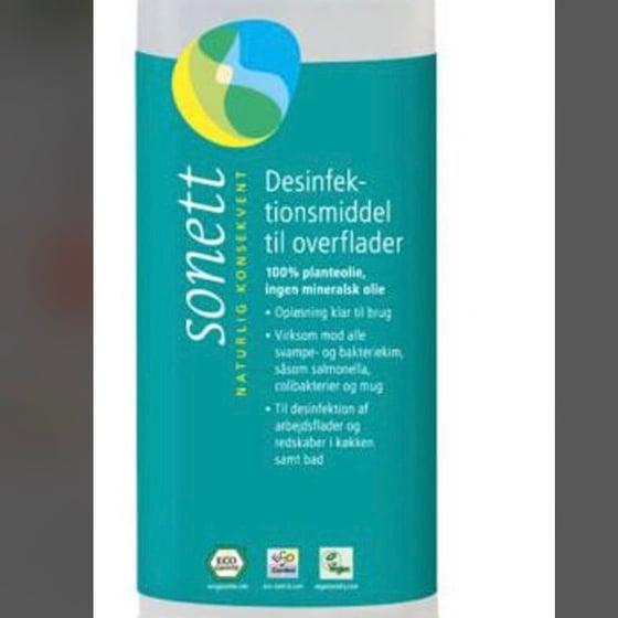 Image of Desinfektionsmiddel 0,5 L Sonett