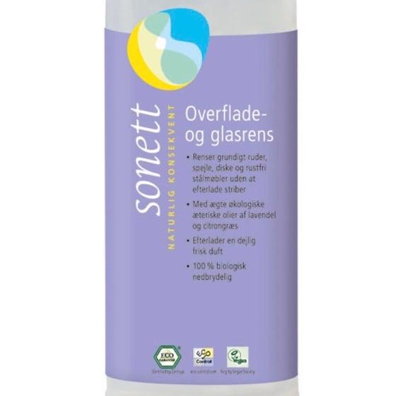 Image of Glas & overfladerens - 0,5 ltr.