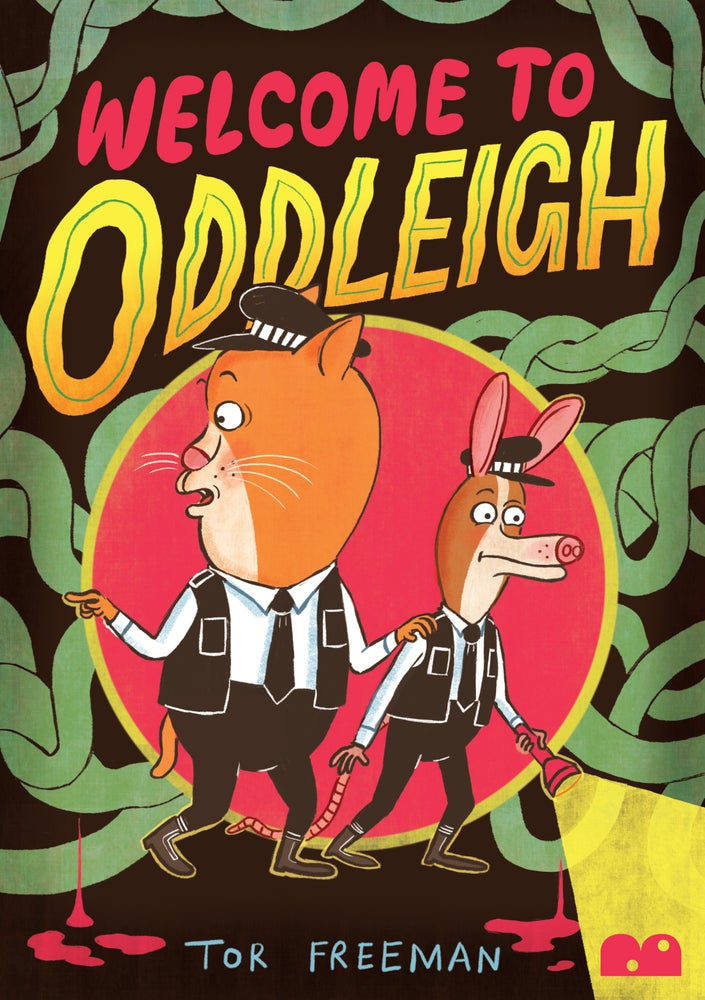 Image of Welcome To Oddleigh by Tor Freeman