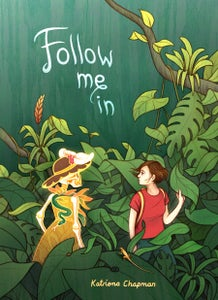Image of Graphic Novel 'Follow Me In'