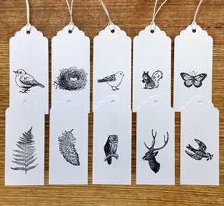 Image of Gift Tags - various designs