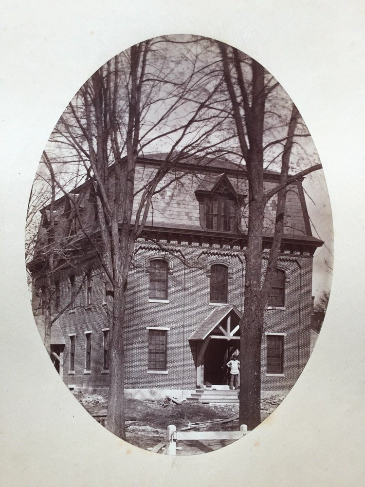 Image of S. Piper: Dartmouth New Hampshire university, Civil War era