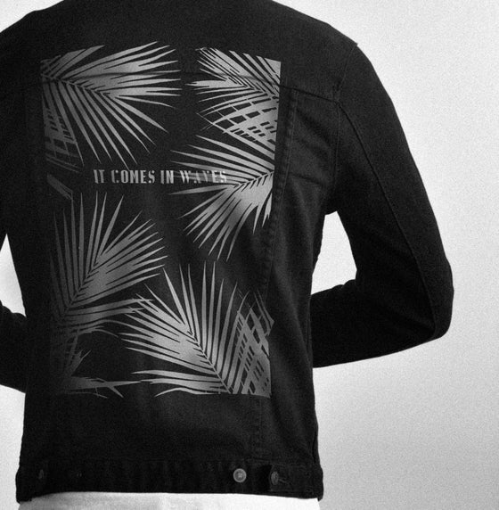 "Image of Jacket ""It Comes In Waves"""