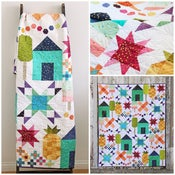 Image of Welcome Home Ombre Quilt PDF