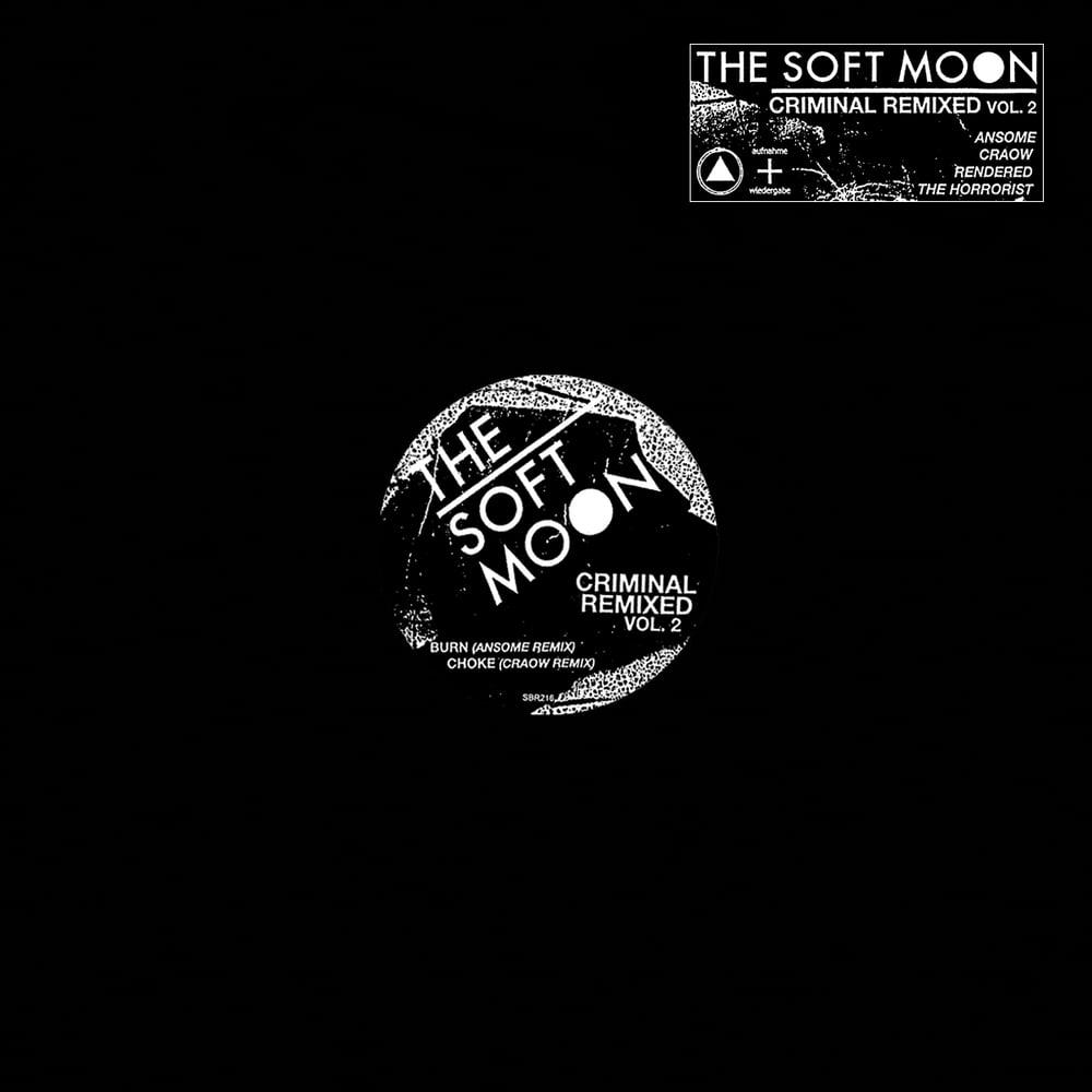 "Image of [a+w XXXVIII] / [SBR216] The Soft Moon - Criminal Remixed Vol. 2 12"""