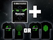 Image of V-bundle 3: Vergelding CD + shirt