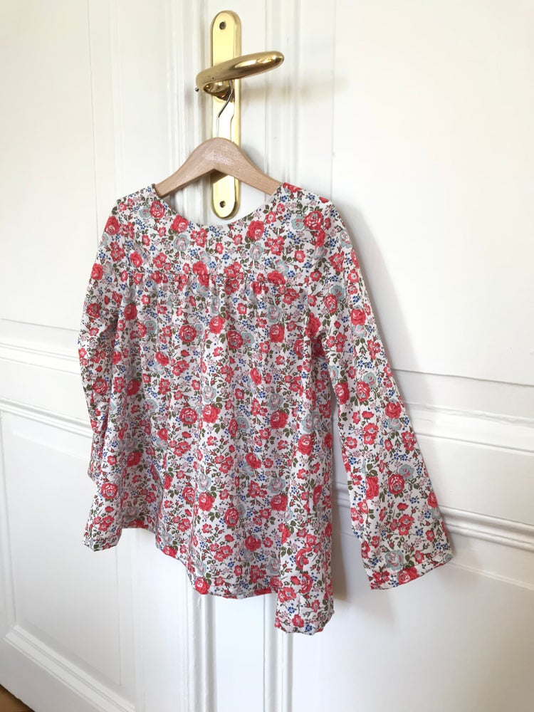 Image of GABRIELLE blouse Liberty