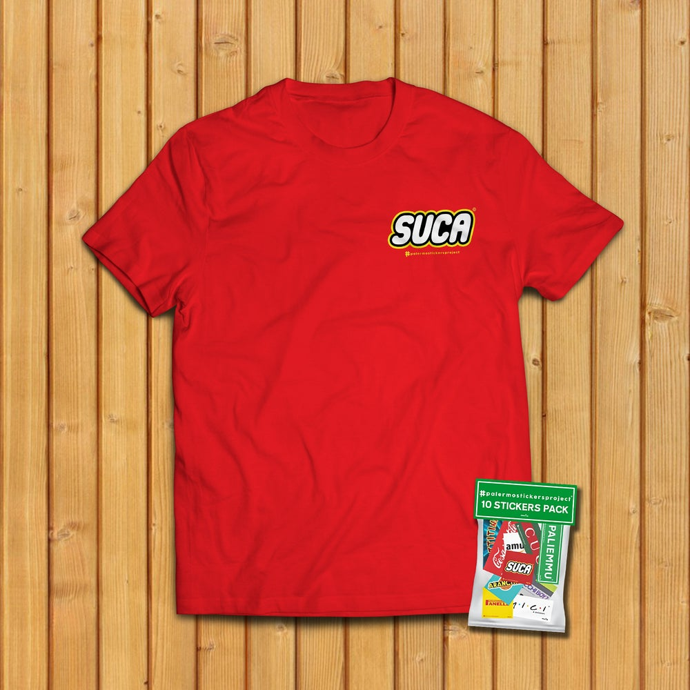 "Image of T-Shirt ""SUCA"""