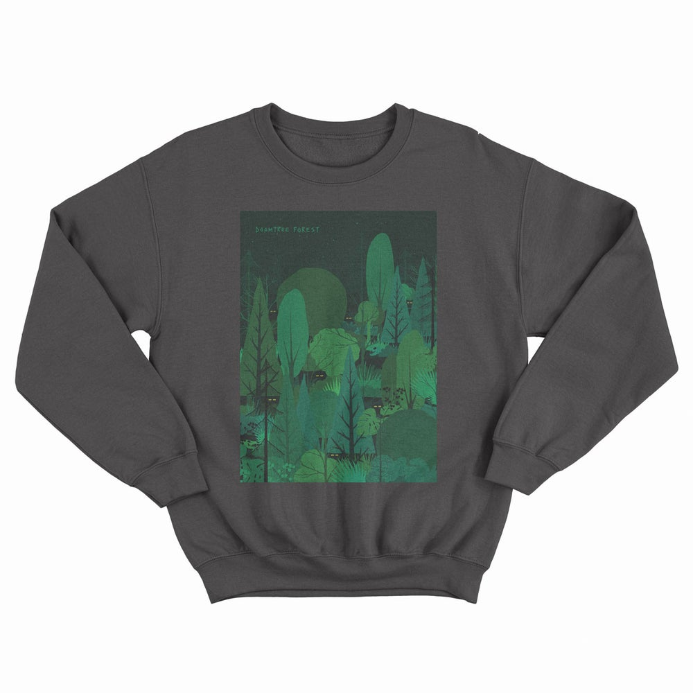 Image of Doomtree Forest Crewneck Sweatshirt