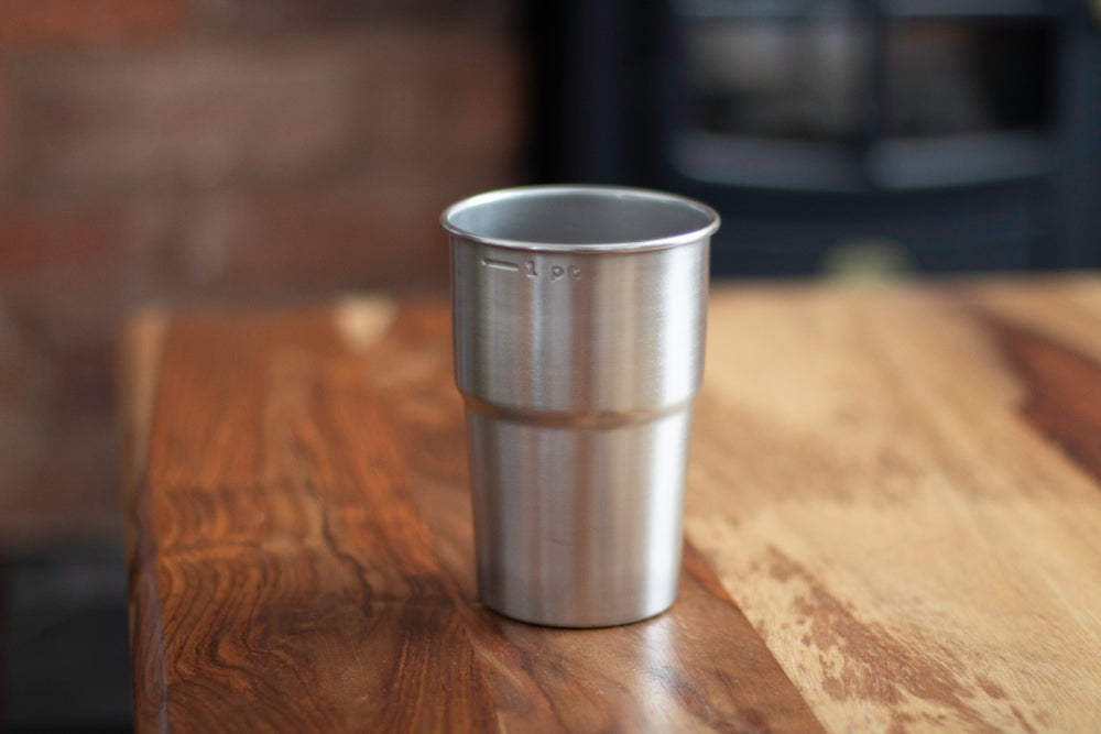 Image of Reusable Stainless Steel Enviro-Cup
